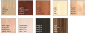 Culori Galex Furnir