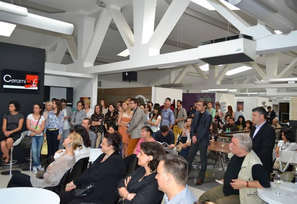 Lansare de carte - Introducere in arhitectura de interior