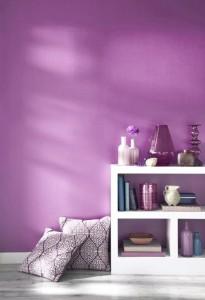 Culoarea anului 2014 design interior Radiant Orchid 23