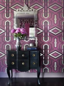 Culoarea anului 2014 design interior Radiant Orchid1