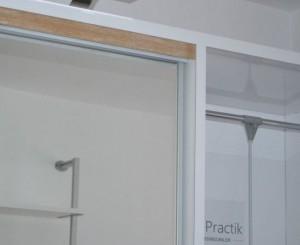 Sisteme pentru usi glisante sticla