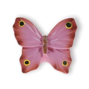 buton-mobila-copii-fluture-roz